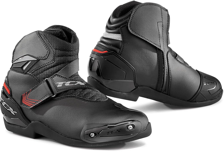 46 Noir Bottes Moto TCX Roadster 2 Noir