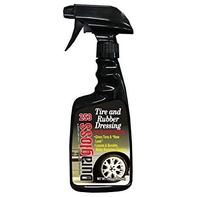 Duragloss 253 Tire and Mat Dressing - 19 oz. Single Pack: Automotive