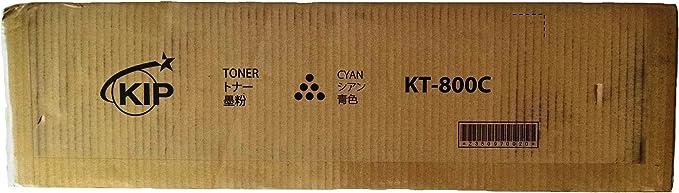 eToner Brand Kip 8000 Compatible Toner Case of 8 Toners one Carton of 8