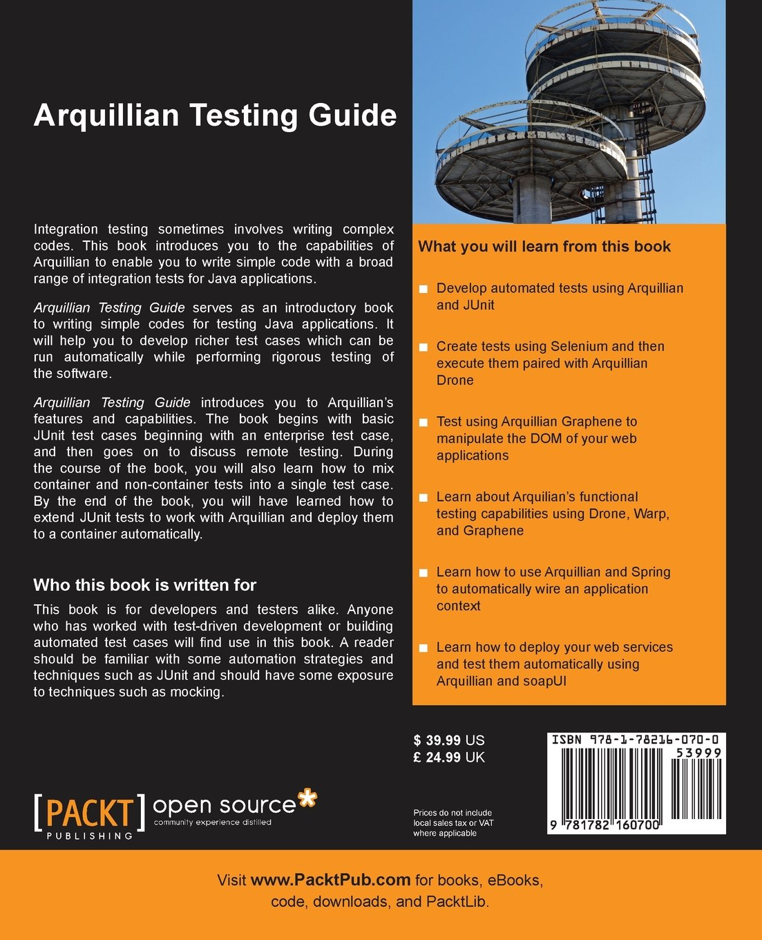 Arquillian Testing Guide Pdf