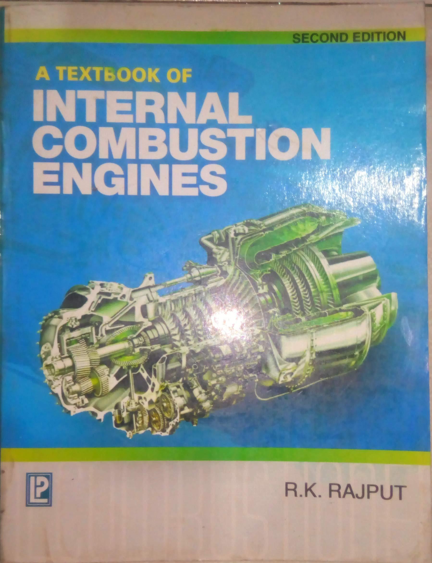 Ic Engine By Rk Rajput Pdf