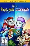 Bernard & Bianca - Die Mäusepolizei / Bernard & Bianca im Känguruland [2 DVDs]