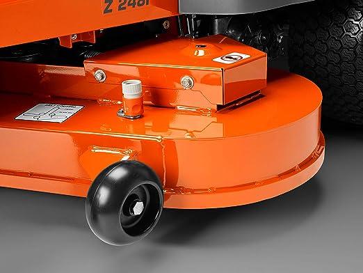 Husqvarna Z248F 26HP 747cc Kohler Engine 48 Fab Z-Turn Mower #967844801
