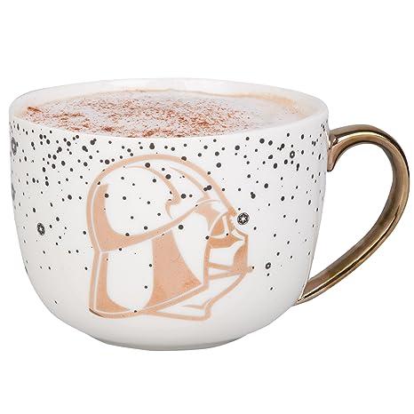 Hearts Gold Pinache Wars Star Helmet Design Ceramic Large20 Oz Coffee Darth Mug And Vader Cute Latte tdhQrs
