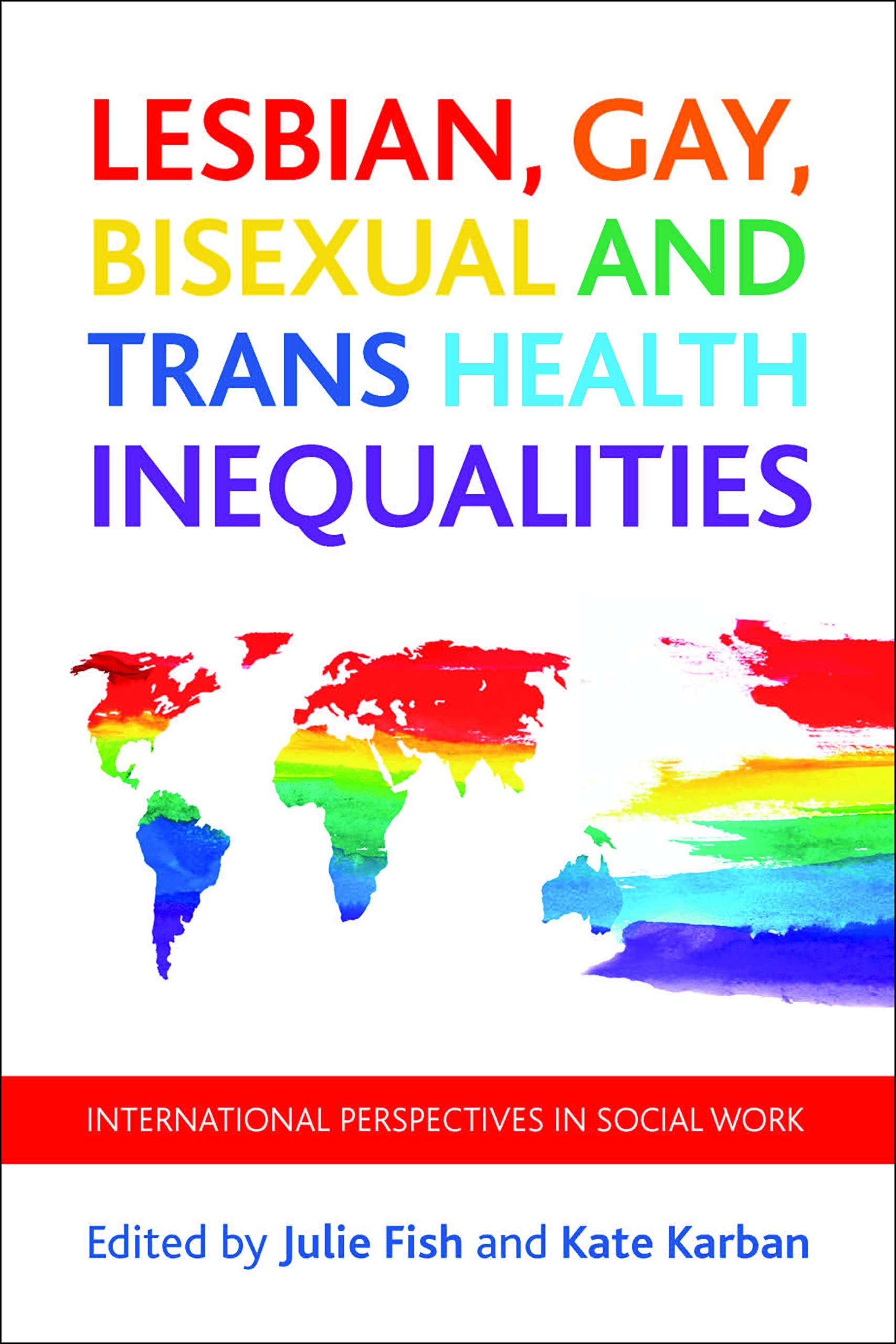 Lesbian gay bisexual and transgender human rights the search for an international strategy