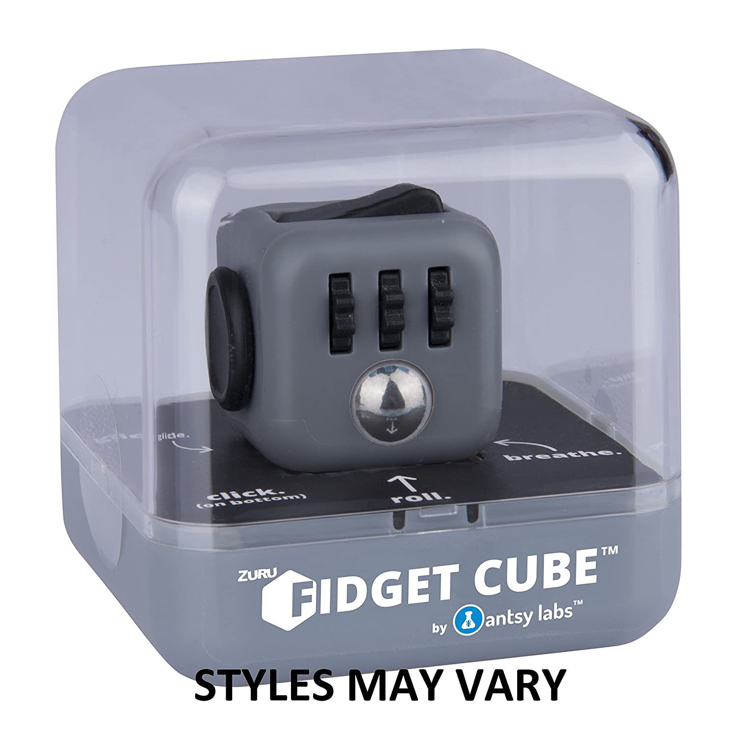Amazon Antsy Labs Fidget Cube Colors Vary Toys Games