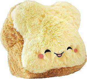 "Squishable / Mini Comfort Food Food Loaf of Bread Plush – 7"""