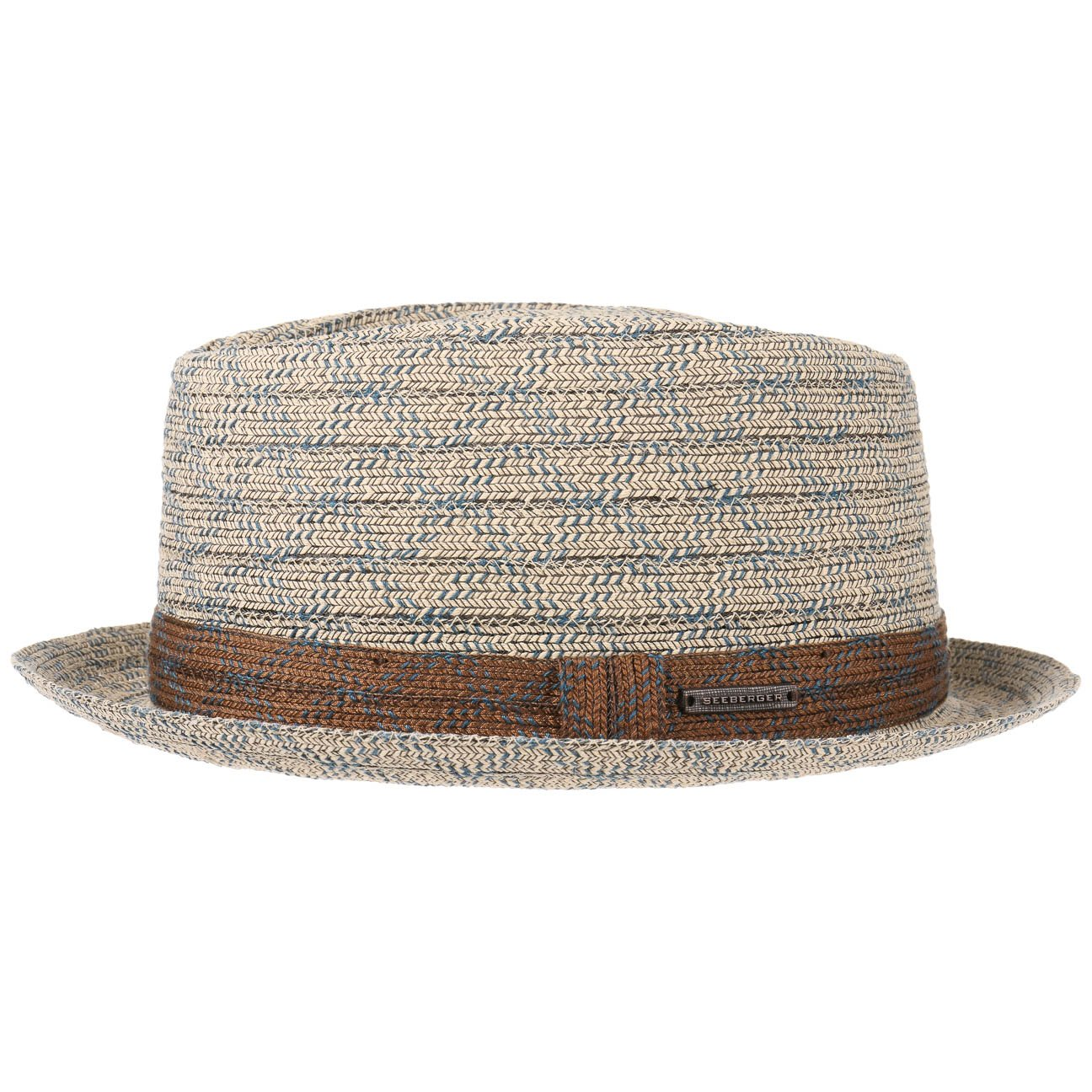 Seeberger Twotone Pork Pie Hat Women´s Cloth