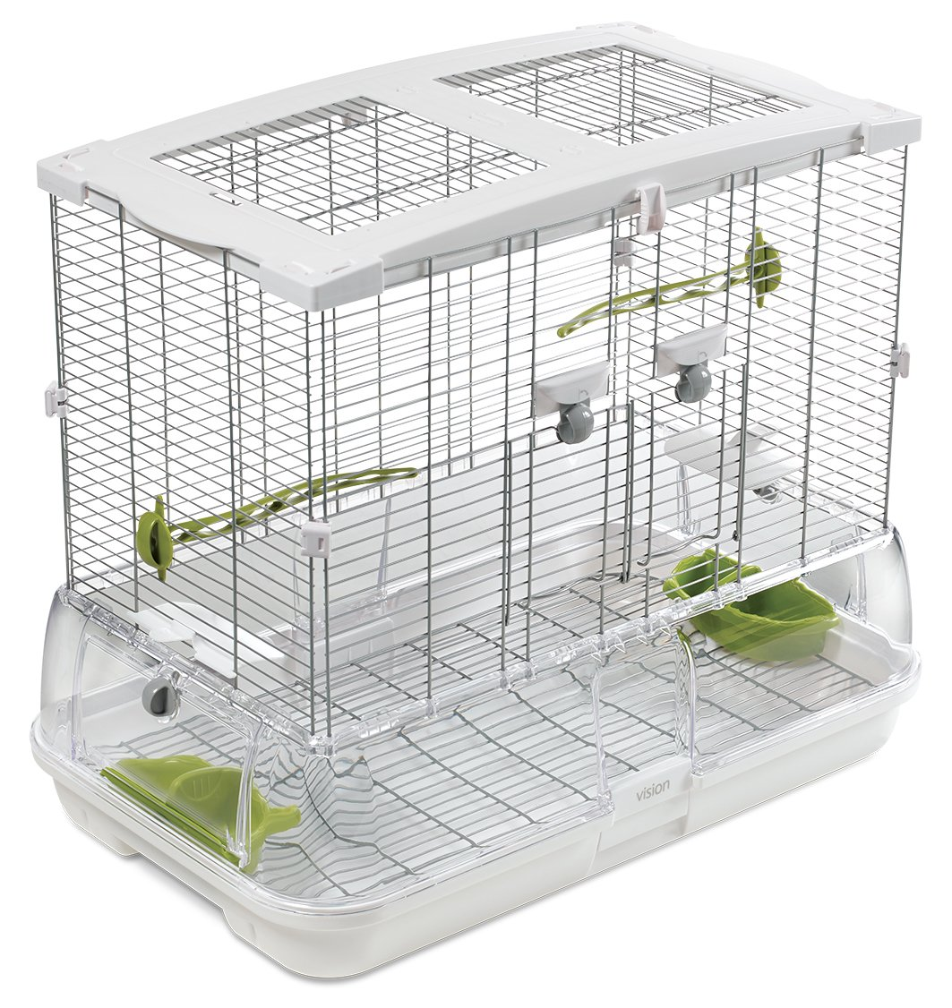 Vision Bird Cage Model M01 - Medium by Vision