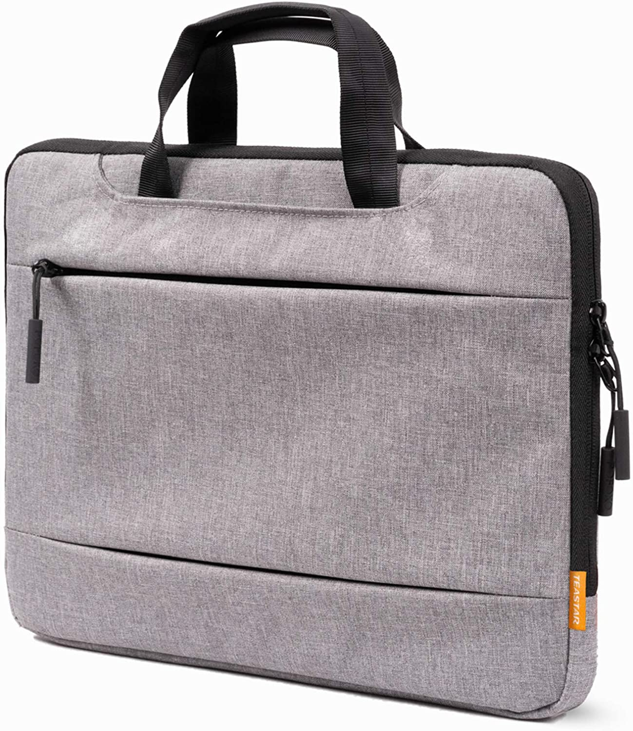 Laptop Sleeve Case 14 15 15.4 Inch Briefcase Protective Bag Notebook Carrying Case Tablet Sleeve Computer Business Laptop Bag for Men Women Compatible with MacBook Pro MacBook Air Gray