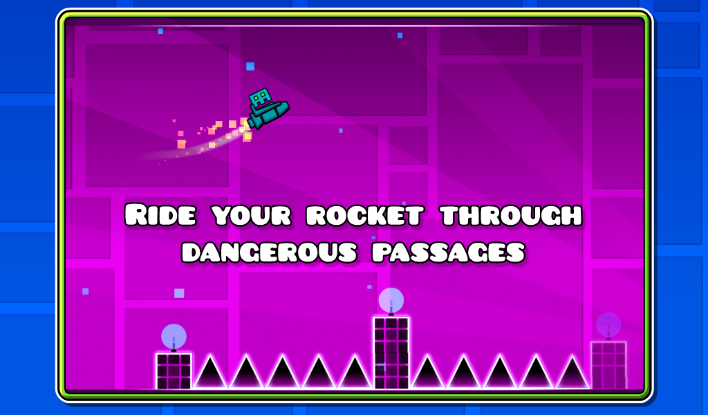 Large Product Image of Geometry Dash