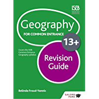 Geography for Common Entrance 13+ Revision Guide (English Edition)