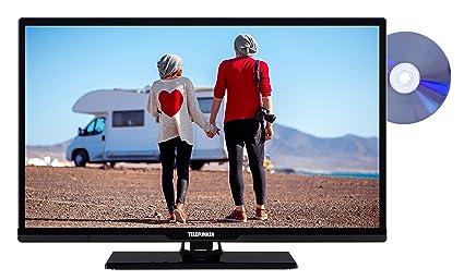 Televisor marca Telefunken modelo XH24D101, (24 pulgadas): Amazon ...