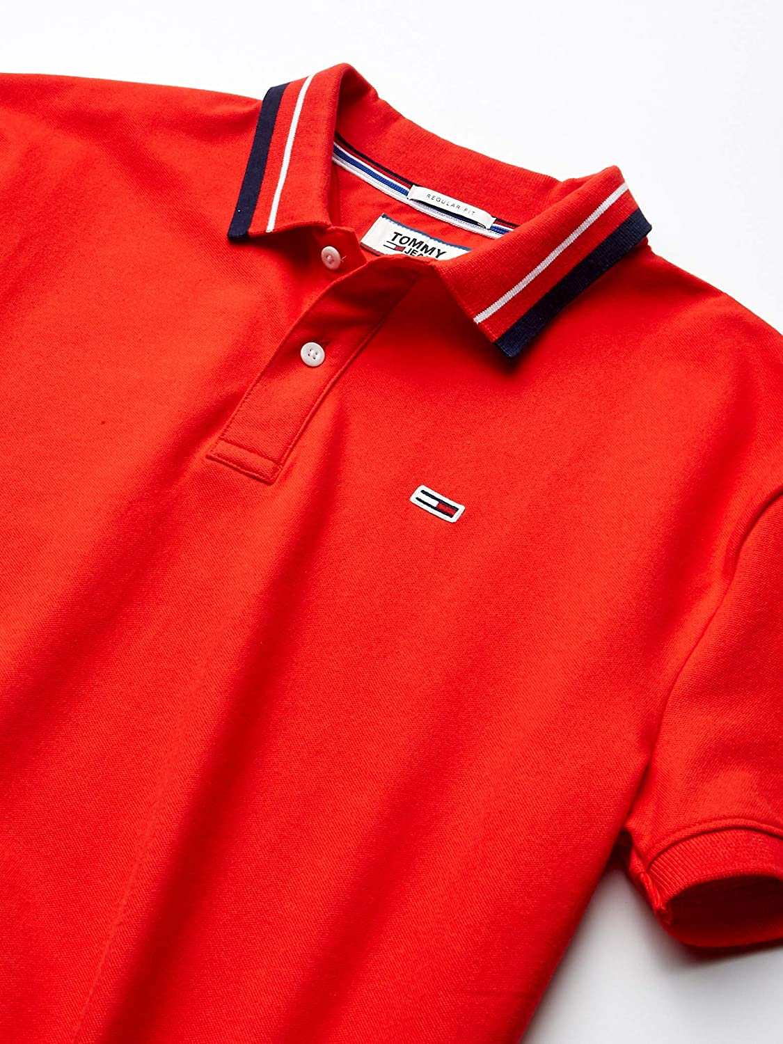 Tommy Hilfiger Mens Polo Shirt Classics Collection