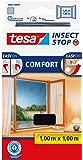 Tesa 55667-00021-00 Comfort Moustiquaire pour lucarne Anthracite