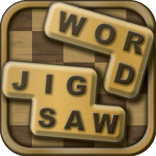 Word Jigsaw: The Jigsaw Puzzle for Word