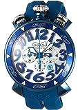 [ガガミラノ]GAGA MILANO 腕時計 6053.1-BLURUBBER メンズ 【並行輸入品】