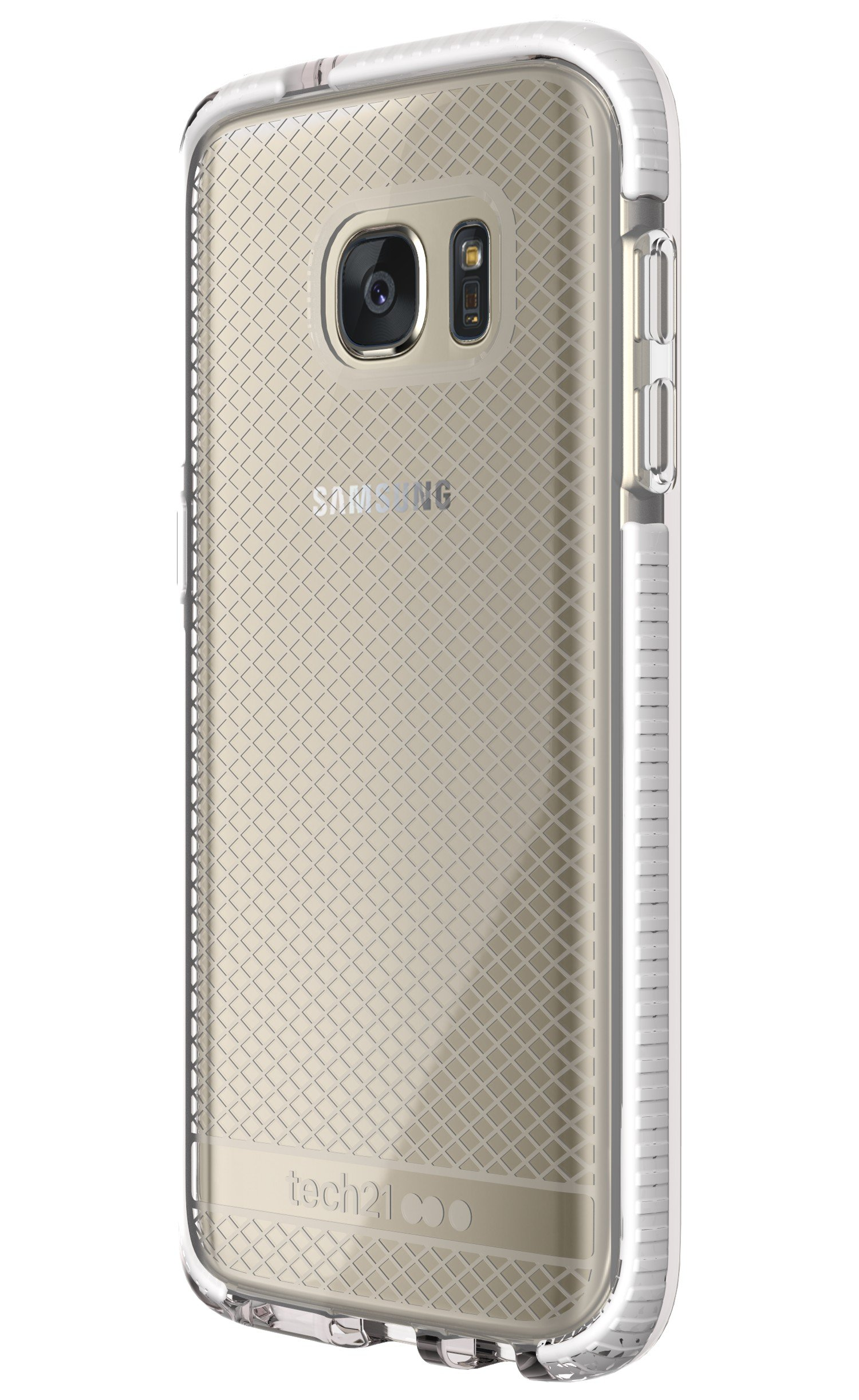 Tech21 Evo Check Case for Galaxy S7 - Clear/White by tech21 (Image #5)