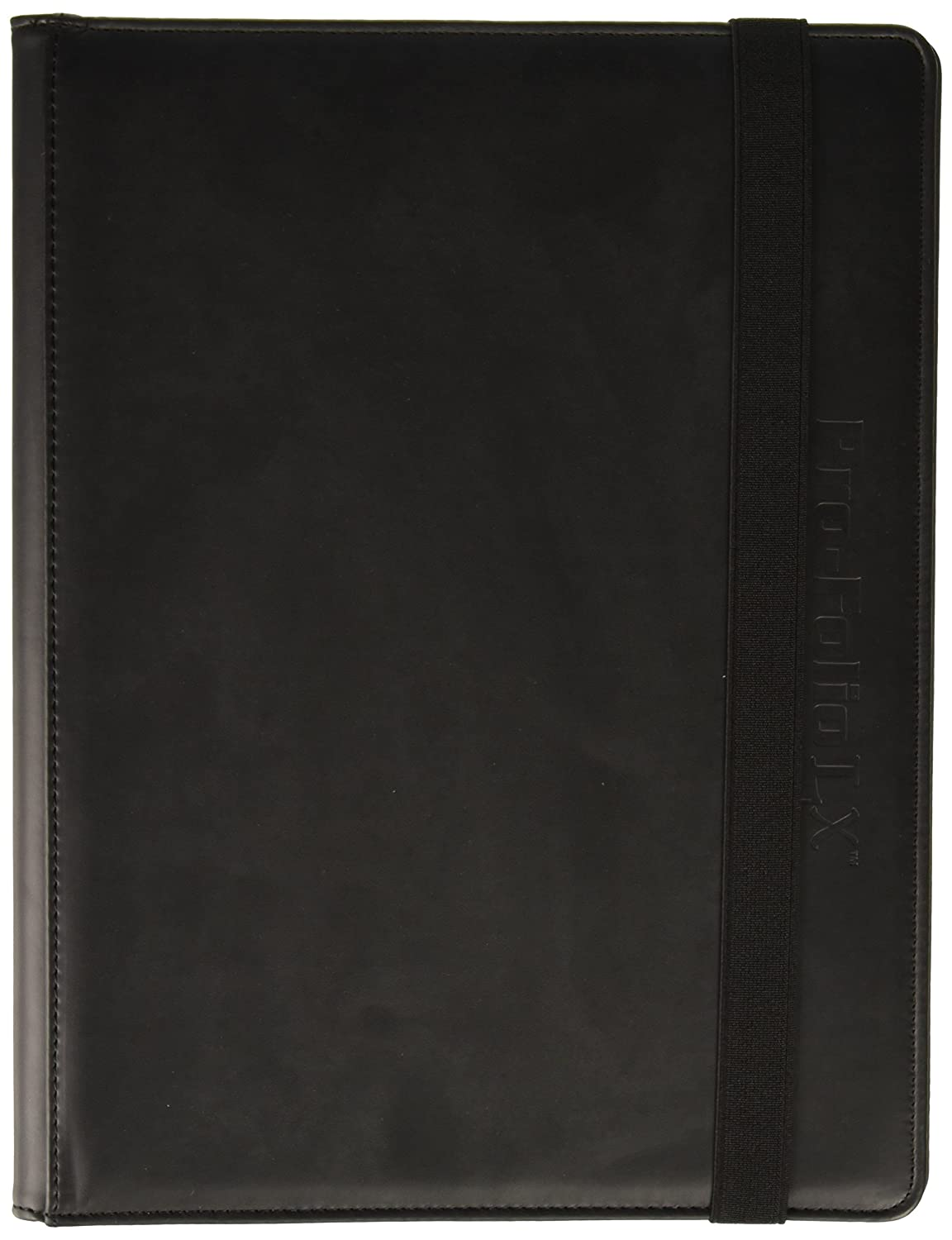 Pro-Folio 9-Pocket LX Album, Black Flat River Group 1-PF9LX-BLK