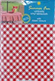 Gingham Small Check Bias with Zipper Umbrella Hole