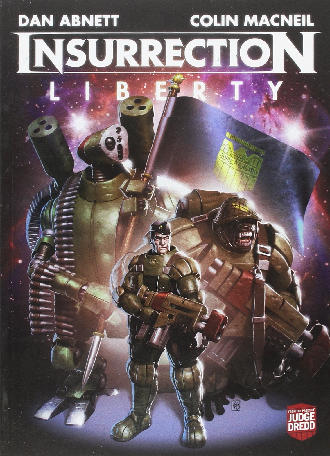 Read Online Insurrection: Liberty pdf epub