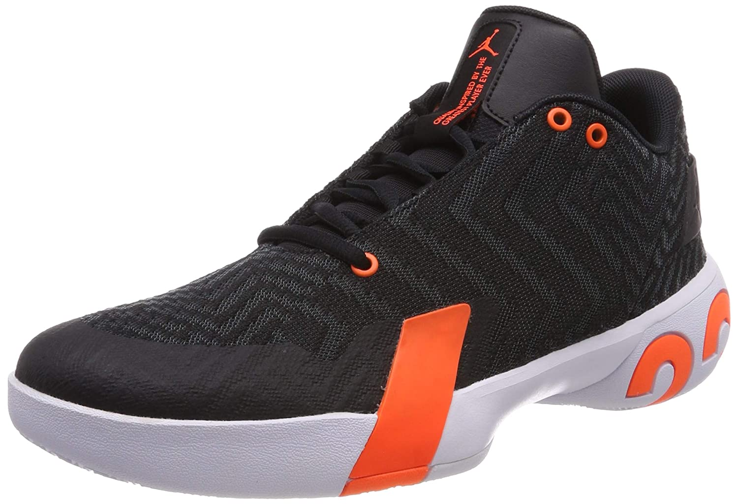 f2f8d50af7b Nike Men's Ultra Fly 3 Low Basketball Shoes: Amazon.co.uk: Shoes & Bags