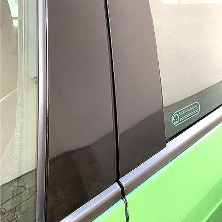 P021 - Lámina protectora para el listón de la puerta del vehículo, juego de 6 láminas decorativas 3M 1080 autoadhesiva (2080): Amazon.es: Coche y moto