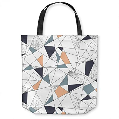 VIDA Tote Bag - Inside the Grid Tote by VIDA gkrbyNt