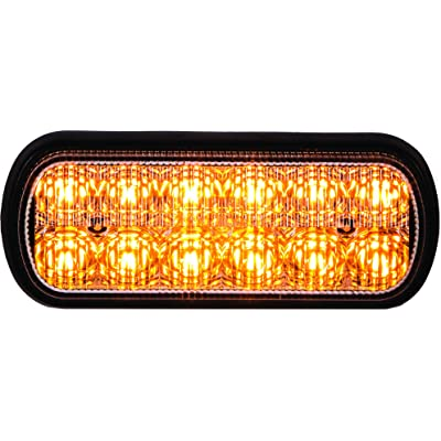 Buyers Products 8891600 Amber LED Strobe Light (5in): Automotive