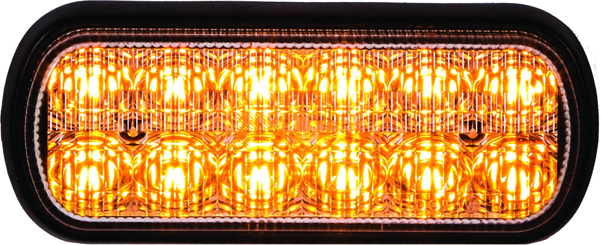 Buyers Products 8891600 Amber LED Strobe Light (5in)