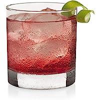 Libbey Heavy Base Rocks Cocktail Glasses, Set of 12