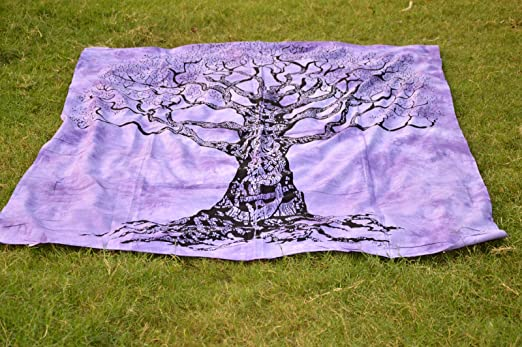 Marusthali de Hoja de Yoga árbol de la Vida Indio Hoja de ...