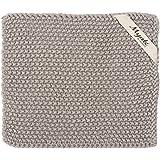 Grydelap grå strikket