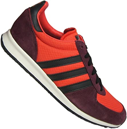 Adidas Originals adistar Racer Baskets Hommes, Rouges
