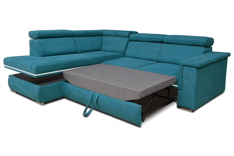 Ecksofa Bingo mit Schlaffunktion Wohnlandschaft Eckcouch Couch 02 ...