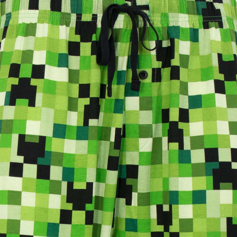 Pantaloni di Pigiama per Uomo Minecraft
