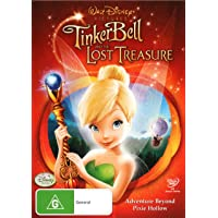 Tinker Bell & The Lost Treasure (DVD)
