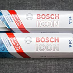 Amazon Com Bosch Icon a Wiper Blade Up To 40 Longer Life Pack Of 1 Automotive