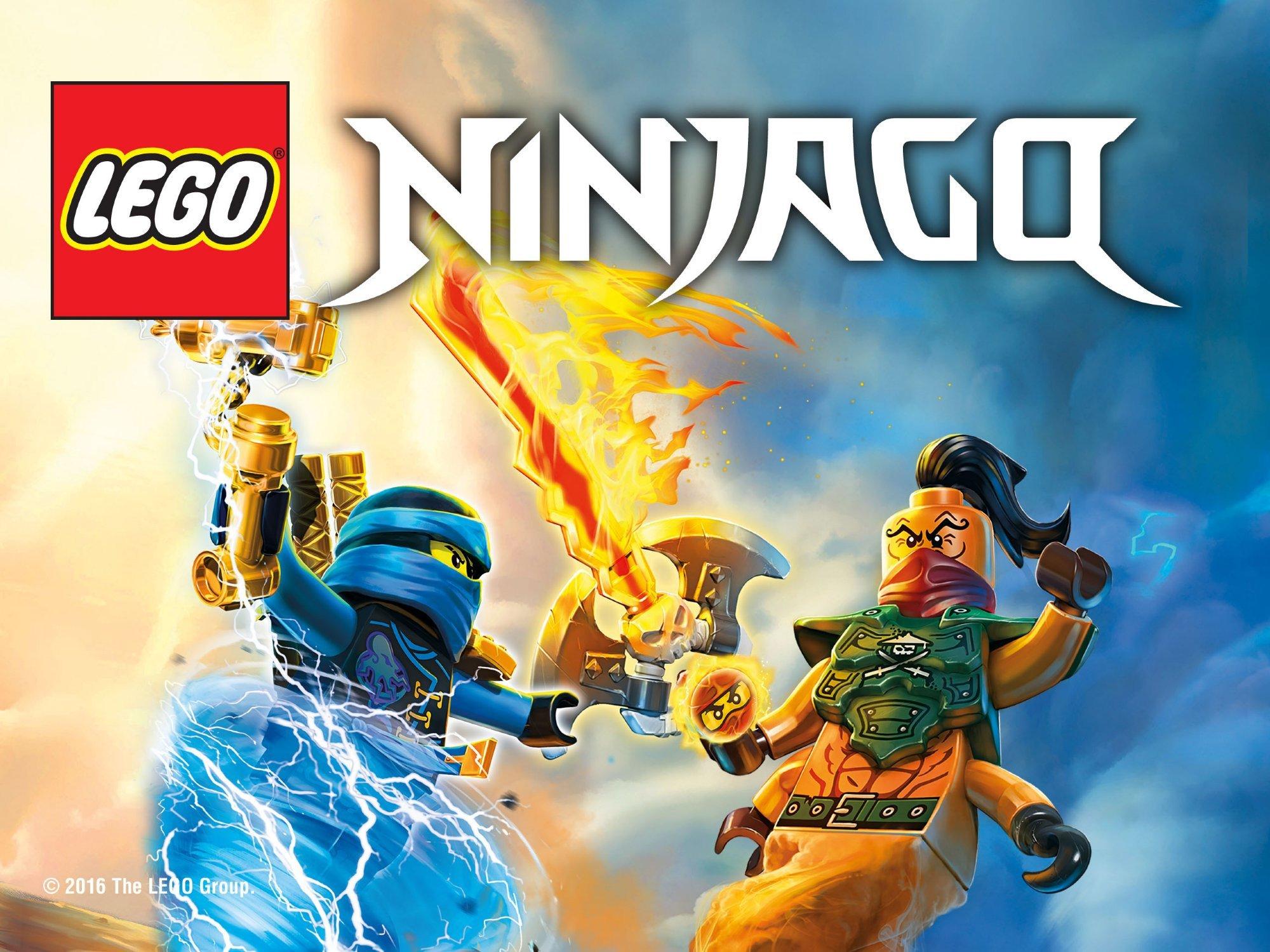 Amazon com: Watch LEGO Ninjago: Masters of Spinjitzu: Season 6