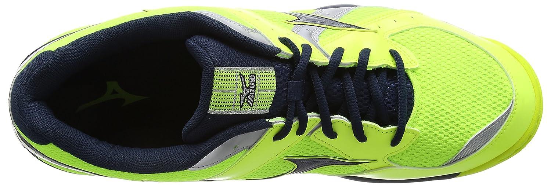 Mizuno Wave Twister 4, Chaussures de Volleyball homme Jaune (Neon YellowDress BluesSilver), 47 EU: : Chaussures et Sacs