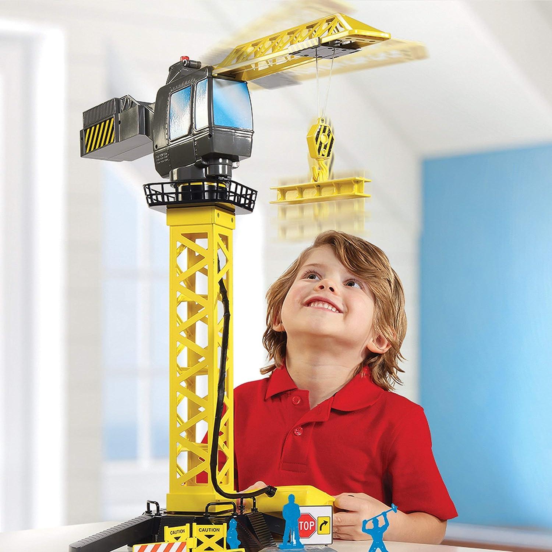Discovery Kids Construction Crane