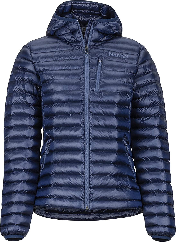 Marmot Damen Wm's Avant Featherless Hoody, Ultra leichte isolierte Winterjacke, warme Outdoorjacke, wasserabweisend, winddicht