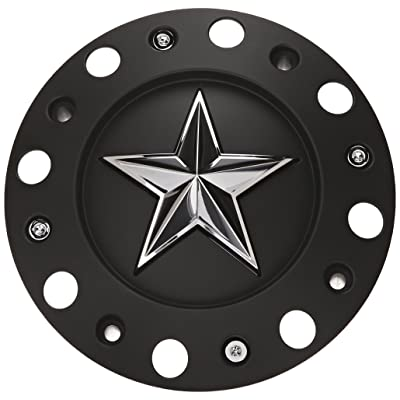 Wheel Pros 1000775B XD Series Black Center Cap: Automotive