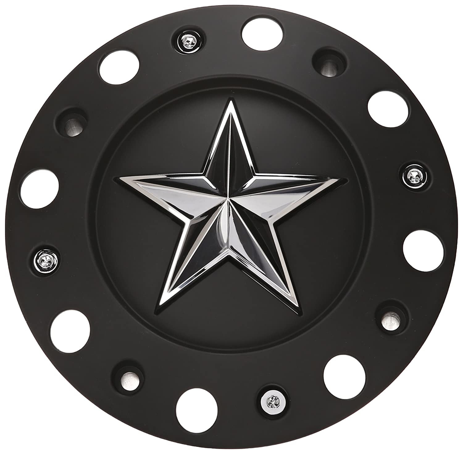 Wheel Pros 1000775B XD Series Black Center Cap