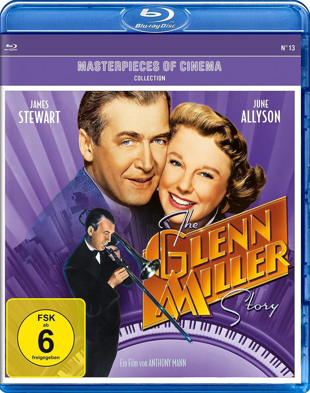The Glenn Miller Story [Blu-Ray Region B Import - Germany]