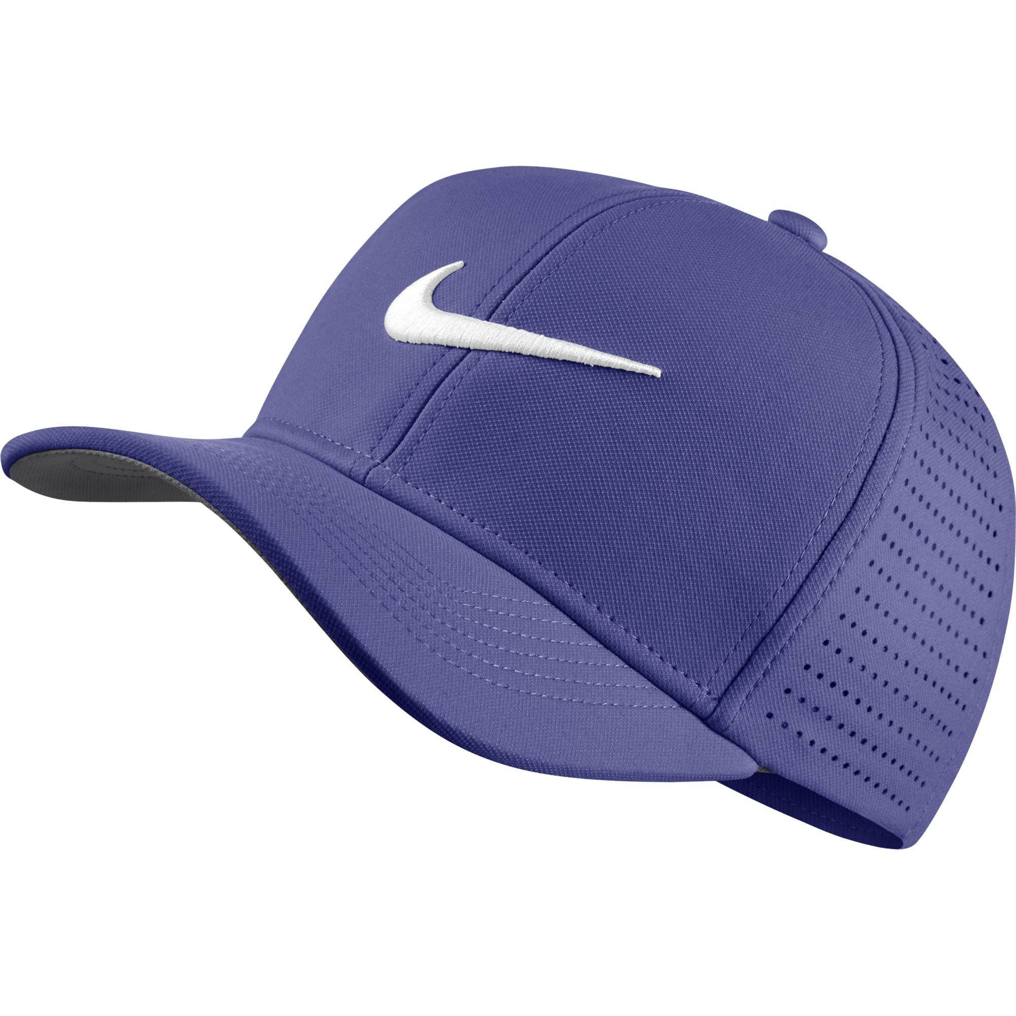 NIKE Unisex Kids' Classic 99 Hat, Deep Night/Anthracite/White, One Size