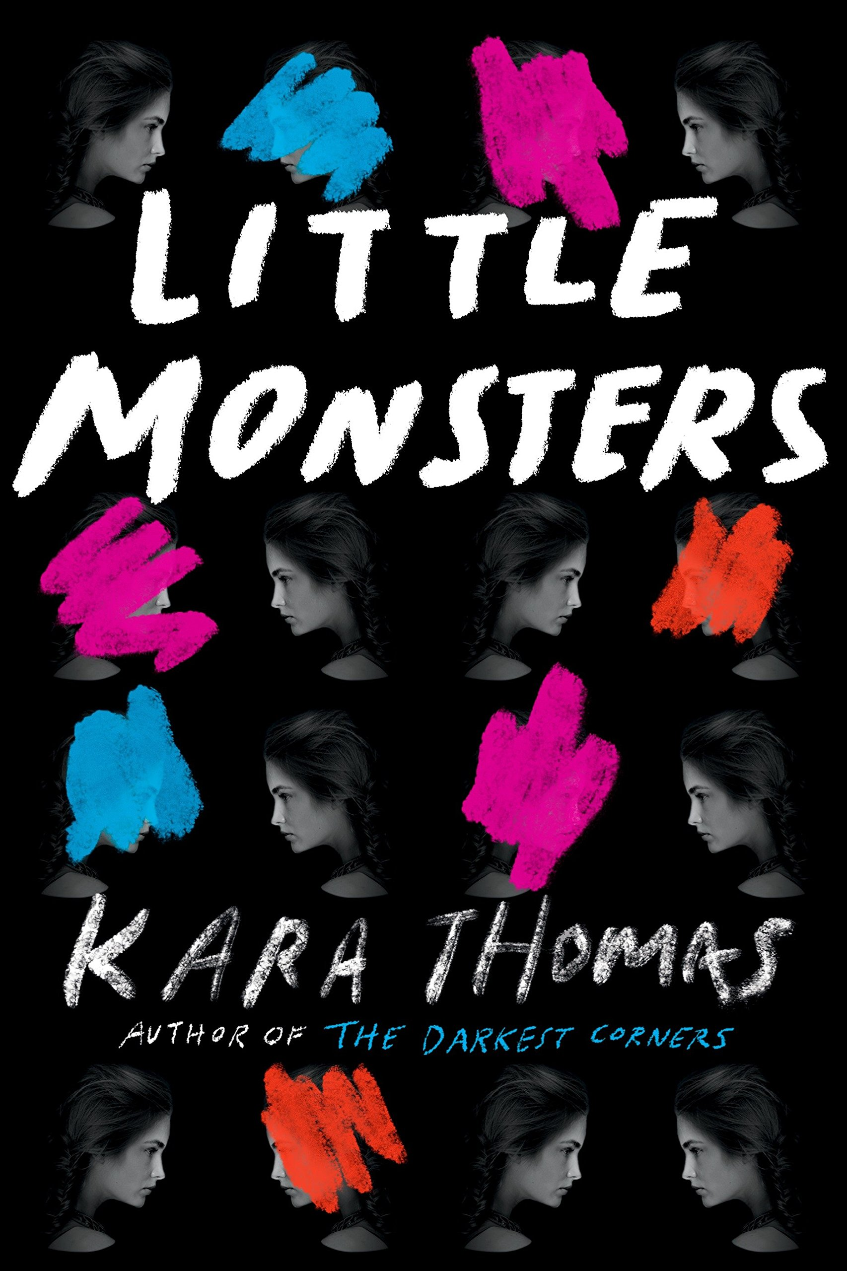 Buy Little Monsters Book Online at Low Prices in India | Little ...