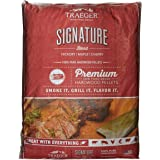 Traeger Grills PEL331 Signature Blend 100% All-Natural Hardwood Pellets - Grill