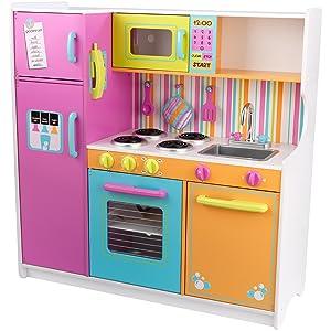 Big & Bright Kitchen