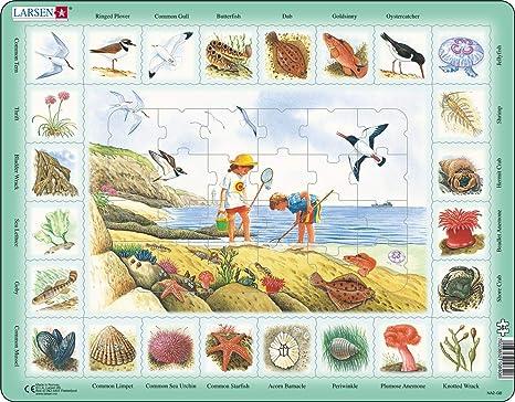 Larsen Forest Puzzles 48 Piece